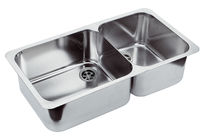 stainless steel kitchen sink LD1433 CAN di Bellini Mauro