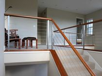 stainless steel mezzanines railing  Ultra-tec