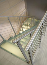 stainless steel railing  EDILCO