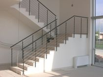 stainless steel railing G775 essegi scale