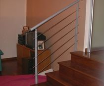 stainless steel railing L775 essegi scale