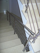 stainless steel railing  Ci. Erre Scale
