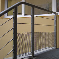 stainless steel railing  LIPPI