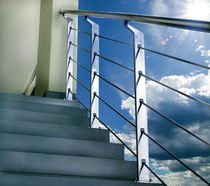 stainless steel railing EXTERIOR Marretti