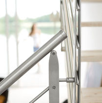 stainless steel railing  novalinea spa