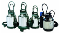 Stainless steel submersible pump DOC ITT Lowara UK Ltd 
