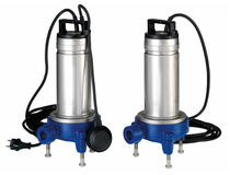 Stainless steel submersible pump DOMO GRI ITT Lowara UK Ltd 