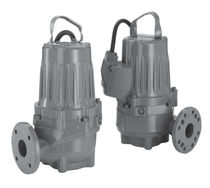 Stainless steel submersible pump GLS-GLV ITT Lowara UK Ltd 