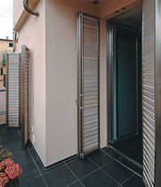 stainless steel swing shutter  ESSEMME