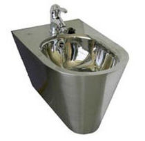 stainless steel wall-hung bidet 0021 S  SENDA