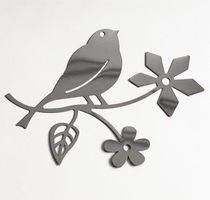 stainless steel wall sticker BIRD  Artecnica