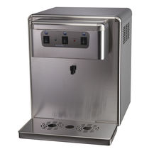 stainless steel water dispenser RAIN TOP 120 ITV Ice Makers, S.A.