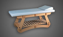 stationary massage table BL9935 GIGLI MEGLIO