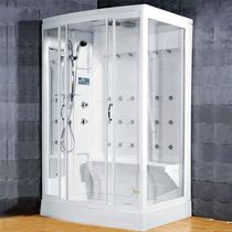 steam shower cabin AMERISTEAM ZA219 Interstate Design Industries