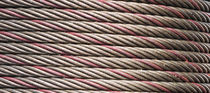 steel cable for tensile structures  SENOL MAKINA
