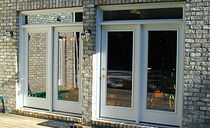 steel casement patio door PROFILES™ THERMA-TRU DOORS