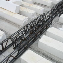 steel-concrete composite precast beam NPS® LIGHT TECNOSTRUTTURE - NPS SYSTEM®