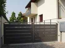steel gate  ecospace
