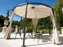 steel gazebo (canvas covering) ESTORIL Hesperide