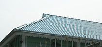 steel roofing sheet (roof tile imitation ) HA HUANG TRILON Mahaphant Fibre-Cement (Public) Co.,Ltd.