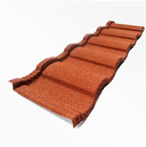 steel roofing sheet (roof tile imitation ) METROTILE ROMAN Metrotile Europe N.V.