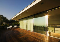 steel sliding patio door EBE 85 SECCO SISTEMI S.p.A.