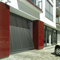 steel up-and-over garage door ET 500  HORMANN