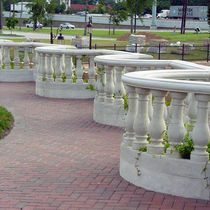 stone balustrade CAST STONE The Stromberg Group