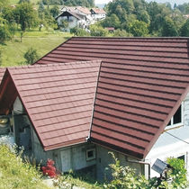 stone-coated metallic roof tile ROWOOD® Roser Co., Ltd.