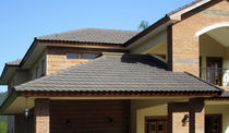 stone-coated metallic roof tile SPANY® Roser Co., Ltd.