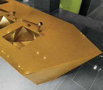 stone counter-top OROGIALLO STONE ITALIANA
