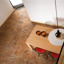 stone look porcelain stoneware kitchen tile COLORLANDS / GOLDLANDS FLOR GRES