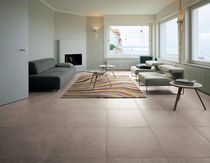 stone look porcelain stoneware tile (European Eco-label) PIETRATECH : SILVERGRES COTTO D'ESTE