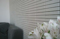 stone wall tile: plain color COMPACT : BIANCO CARRARA CITYTILE'S