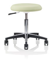 stool for offices with casters SKY Sittris