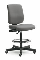 stool for offices with casters 1360 NEWLINEOFFICE