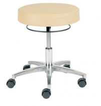 stool for offices with casters CL12 Office Master Inc.