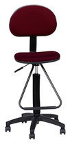 stool for offices with casters TECHNICAL SERIES MAYLINE