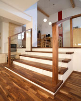 straight masonry staircase  Kevala Stairs Limited