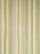striped cotton fabric BUSBY STRIPE STROHEIM