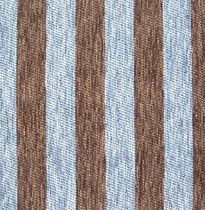 striped fabric CHENILLA : BICOLOR  TUSSY XXI