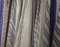 striped fabric ESSENCE OF BLENDS Loro Piana