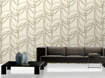 striped non-woven wallpaper DIMENSIONS: 2628 Decor Maison