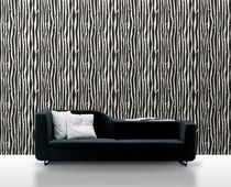 striped non-woven wallpaper nature: 2251 Decor Maison
