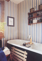 striped wallpaper PIMLICO STRIPE Lewis &amp; Wood