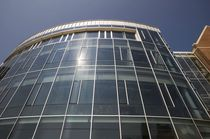 structural curtain wall (aluminium and glass) GEORGETOWN UNIVERSITY McMullen Architectural Systems Ltd.