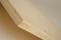 structural glued wood panel: cross-laminated (PEFC, FSC-certified)  Pfeifer Holz GmbH & Co. KG