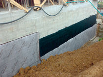 studded draining sheet (vertical drainage) DELTA-NP DRAIN DORKEN