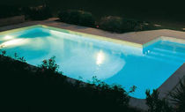 submersible halogen pool light LIGHTIS PISCINES MAGILINE