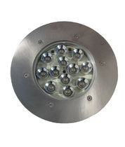 submersible recessed LED spotlight TITANO RING Tector